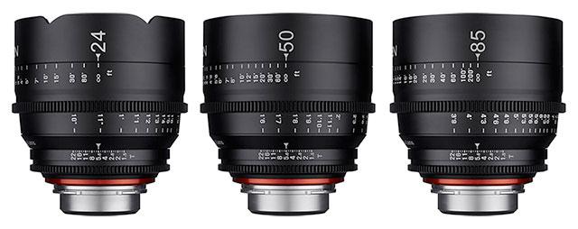 Rokinon-Xeen-Cine-lenses