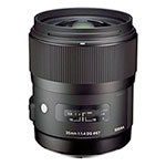 Sigma-35mm-F1-4-Art-Sony-A