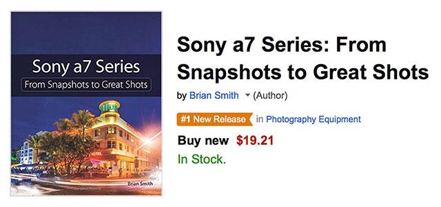 Sony-A7-Snapshots-to-Great-Shots-Amazon