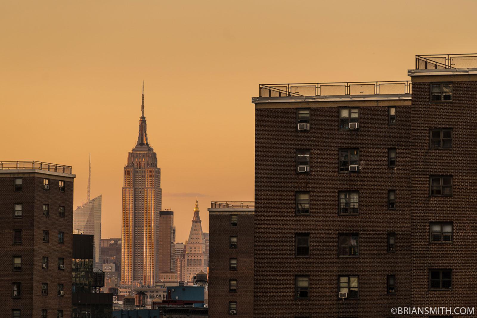 Sony a7R II Field Test Review New York Skyline