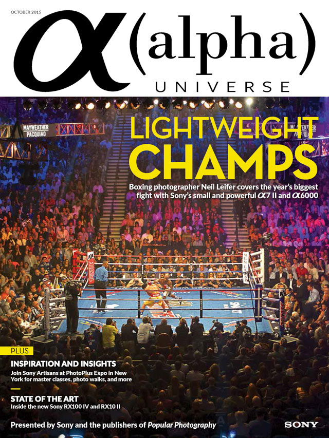 Alpha Universe - October 2015