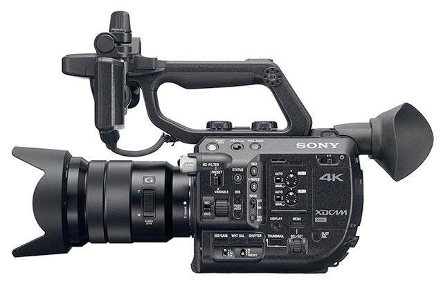 Sony-PFX-FS5-XDCAM-18-105-Zoom
