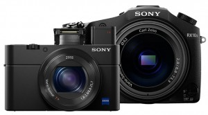 Sony RX100 IV RX10 II