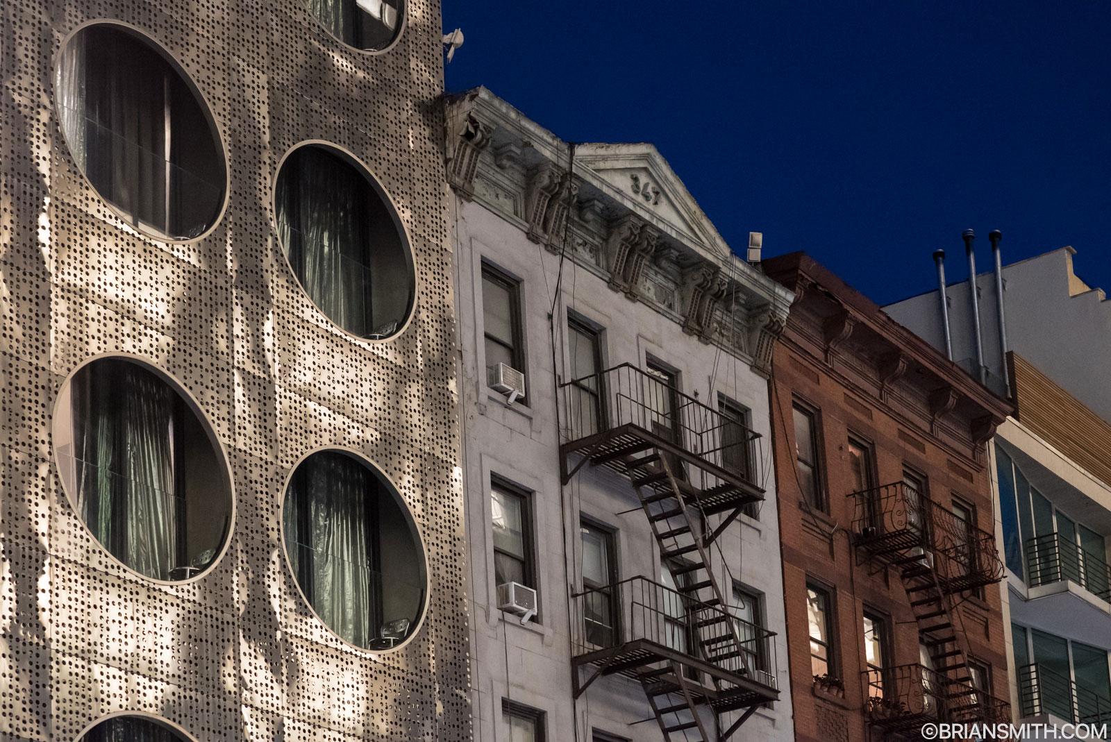 Sony a7S II night in New York