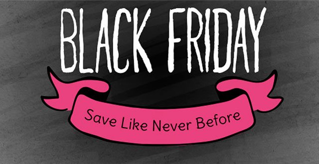 Black Friday Photography Deals 2015