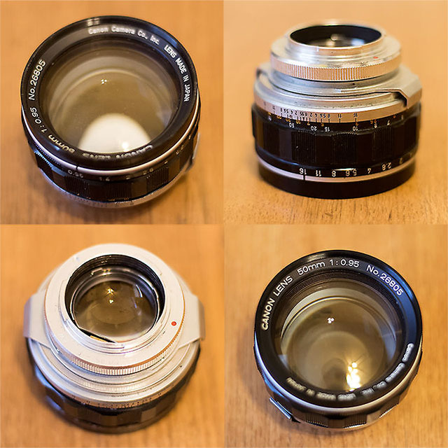 Canon-50mm-F0-95