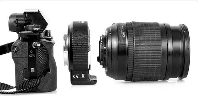 Commilite-Nikon-F-Sony-E-AF-Adapter-2