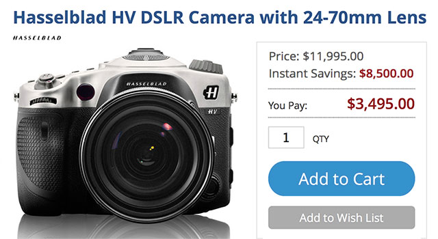 Hasselblad-HV-Deals