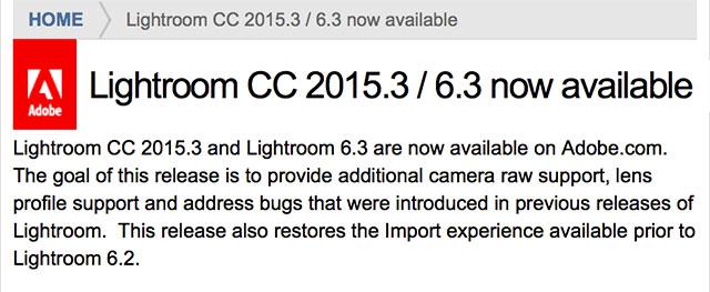 Lightroom-6-3-Update