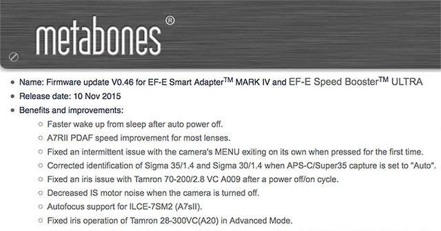 Metabones-Firmware-Update-FW-0-46
