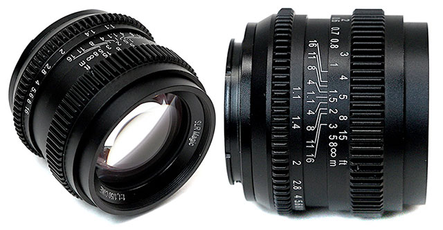 SLR-Magic-50-1-1-Cine-Lens