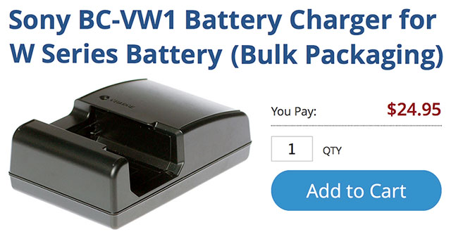 Sony-BW-VW1-Battery-Charger-Bulk