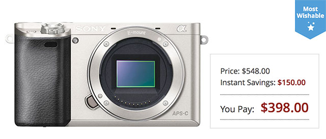 Sony-a6000-Deal-Body-Silver