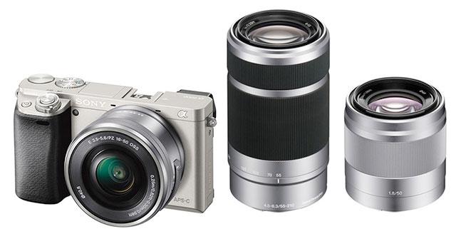 Sony-a6000-kit-50-55-210-silver