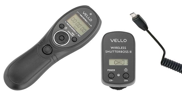 Vello-Wireless-ShutterBoss-II