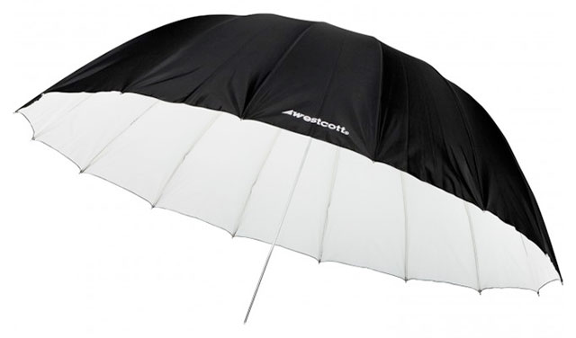 Wescott-7-foot-parabolic-umbrella-white