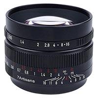 7artisans 50mm F0.95 APS-C E-Mount Lens