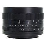 7artisans Photoelectric 50mm f/1.8 Lens for Sony E