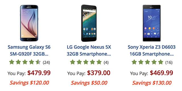 Holiday-Savings-Smartphones