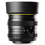 Kamlan 50mm F1.1 APS-C Lens for Sony E-Mount