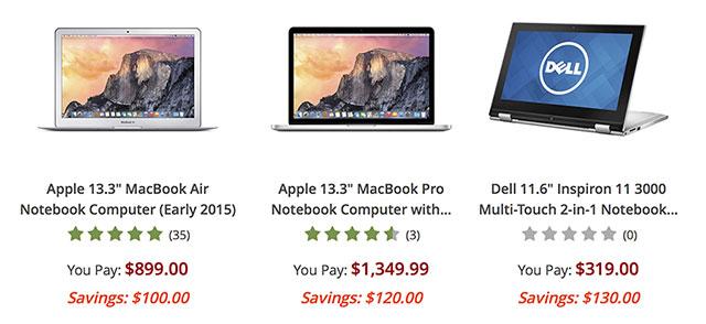 Laptop-Savings-BH-Photo
