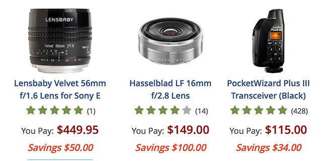 Lens-Flash-Savings-Day