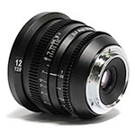 SLR Magic MicroPrime Cine 12mm T2.8 Lens