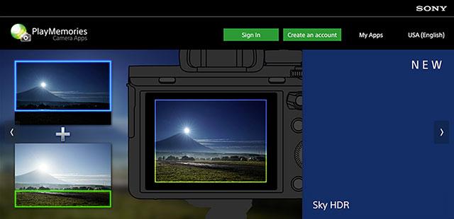 Sky-HDR-App