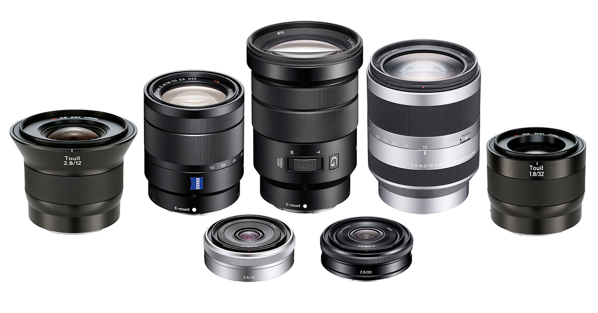 Ultimate Guide to APS-C E-Mount Lenses for Sony Mirrorless