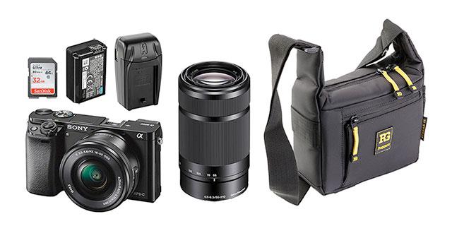 Sony-a6000-16-50-55-210-black