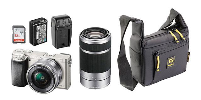 Sony-a6000-16-50-55-210-silver