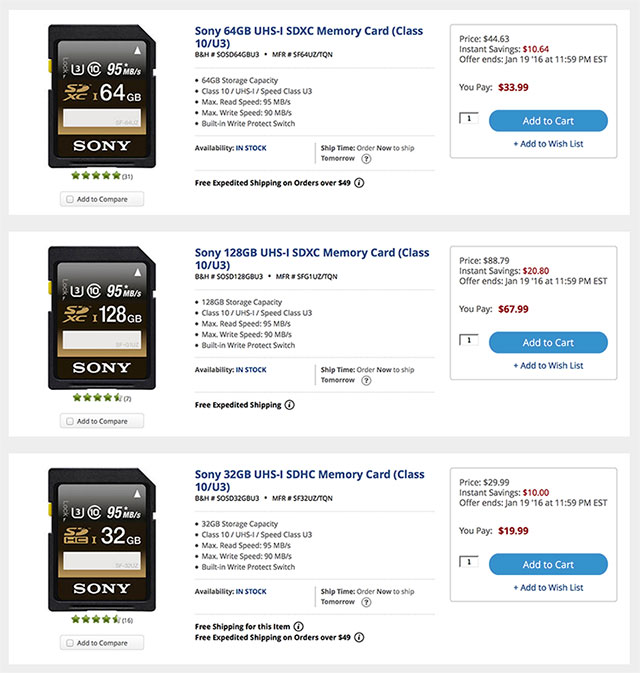 Sony-SD-card-savings
