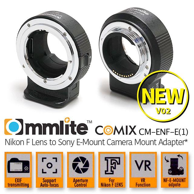 Commlite-Comix-CM-ENF-E-Adapter