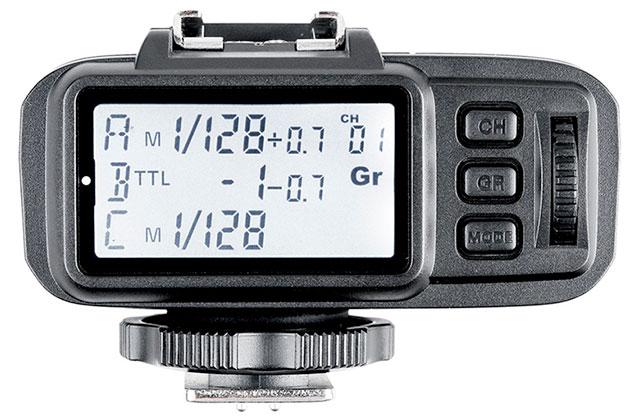 Godox-X1S-Sony-Trigger