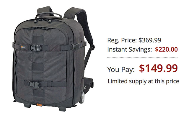 Lowepro-Pro-Runner-x450-AW-Rolling-Backpack
