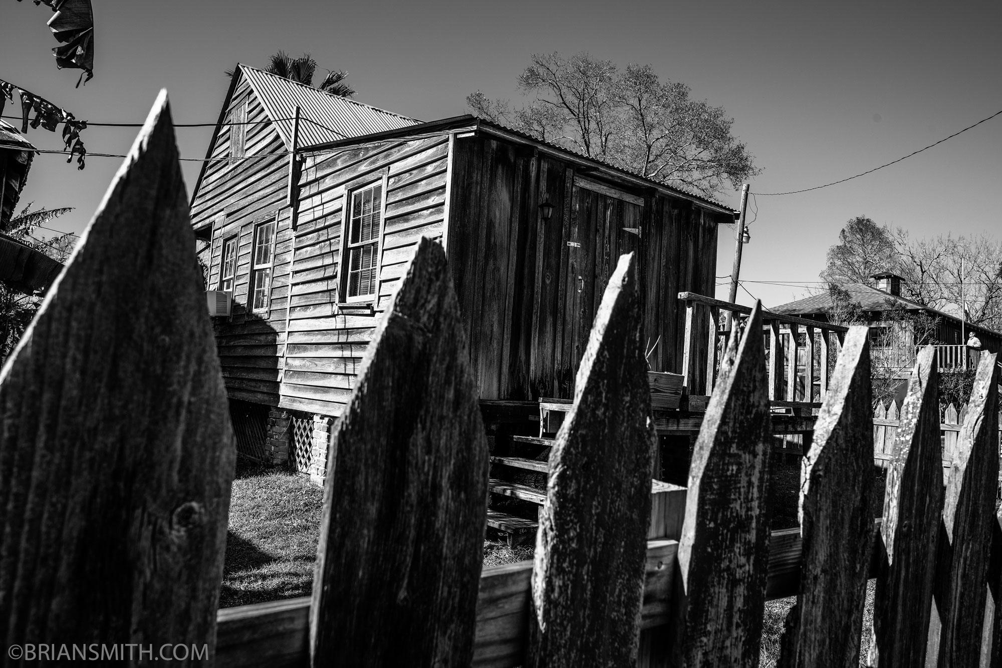 House in Houma, Louisiana shot with FE 24-70 F2.8 G Master lens
