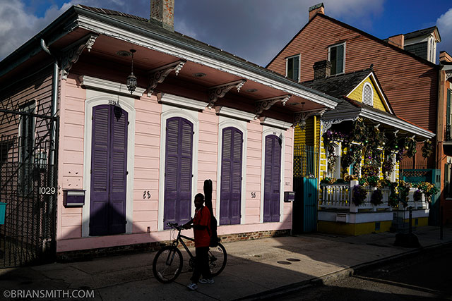 Sony FE lenses in New Orleans