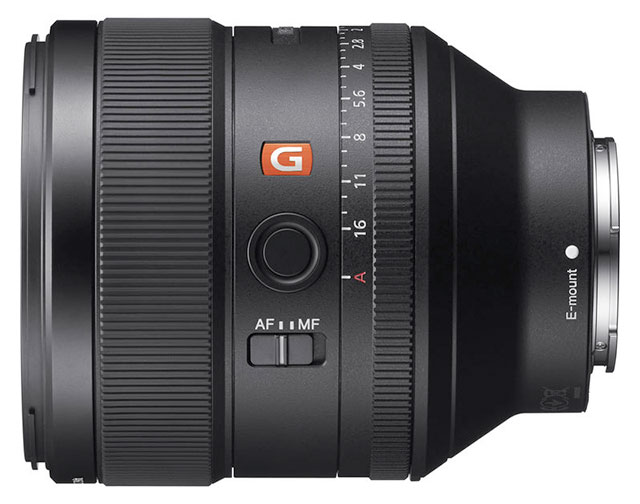 Sony-85-1-4-G-Master-Lens