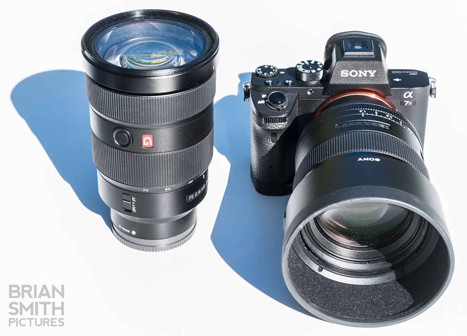 Sony FE 24-70mm F2.8 and 85mm F1.4 G Master Lenses