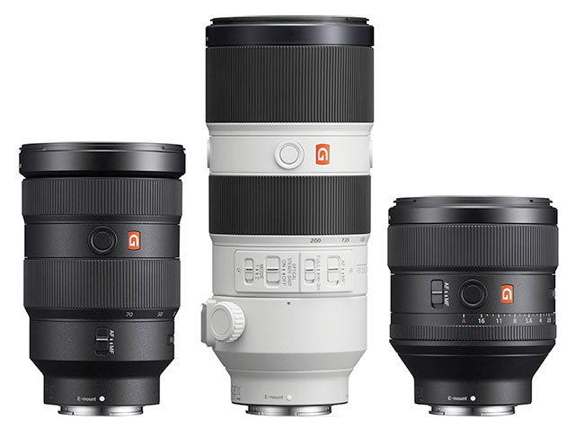 Sony-G-Master-Lenses