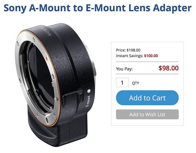 Sony-LA-EA3-Deal