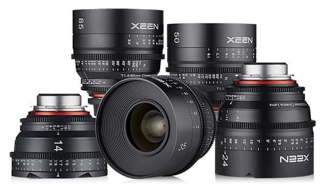 Xeen-Cine-Lenses