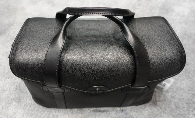 Barber Shop Medium Messenger Bob Cut Borsa Camera Bag - Black Le