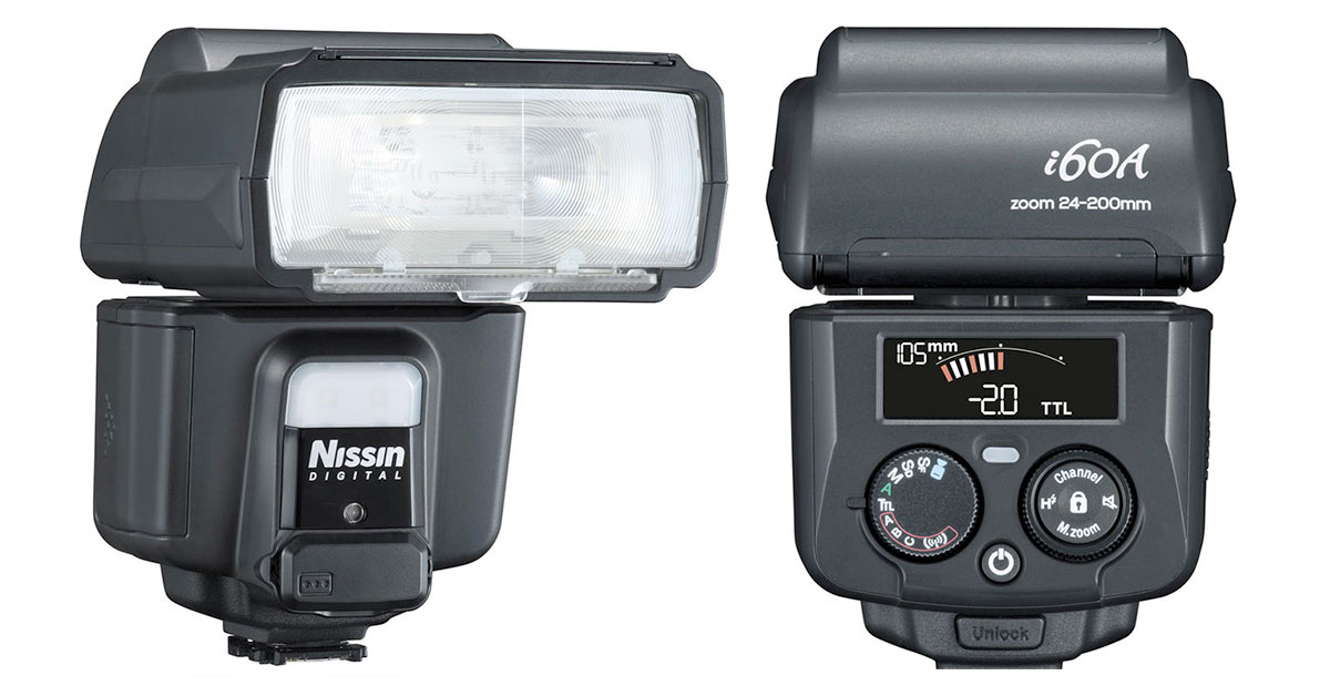 Nissin I60a Flash For Sony Coming May 2016