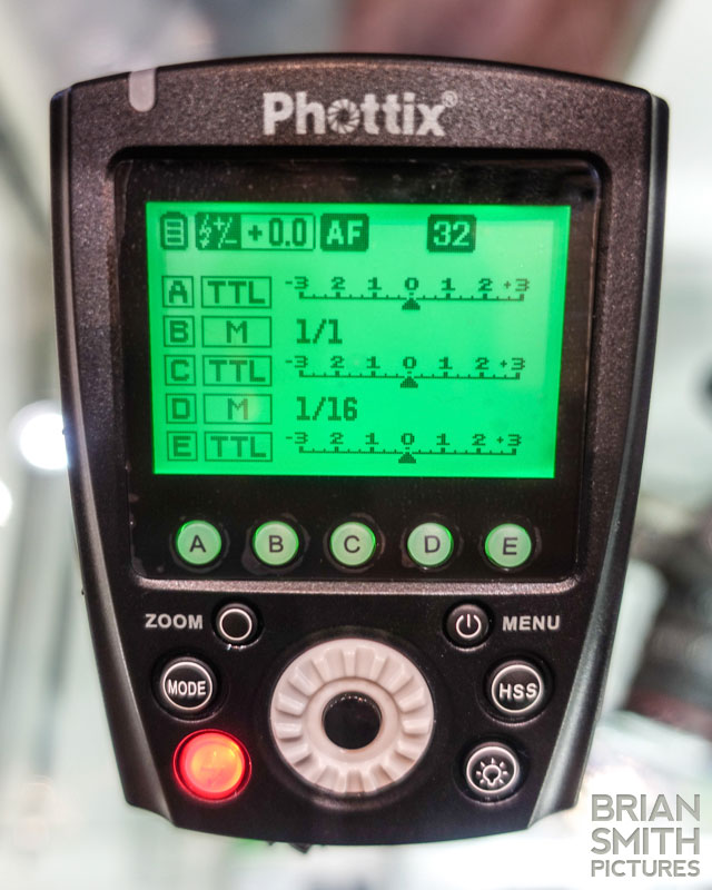 Phottix Odin II TTL Flash Trigger Transmitter for Sony