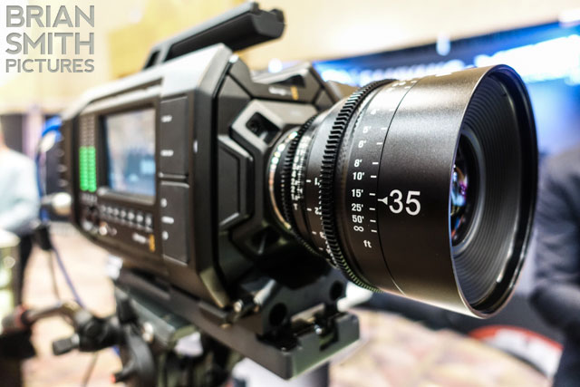 Rokinon Xeen Cine Lenses at WPPI 2016