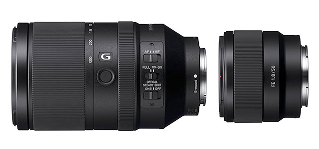 Sony-FE-50mm-70-300mm