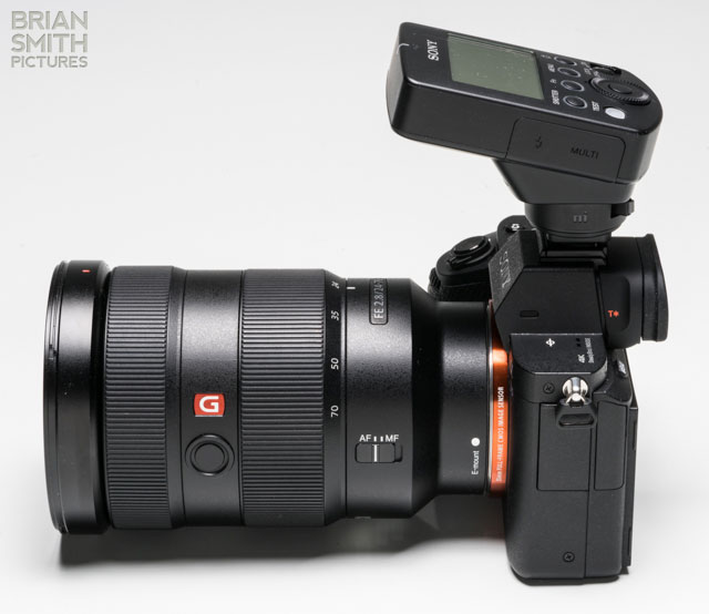 Sony Flash Triggers
