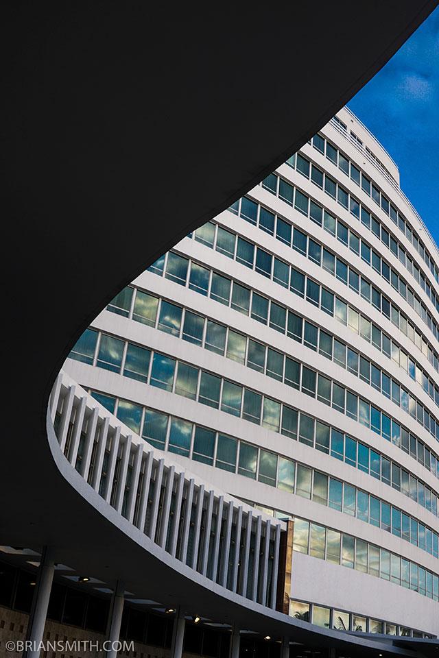 Fountainbleau Hotel, Miami Beach shot on Sony a6300