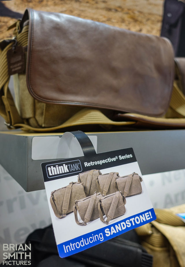 ThinkTank Retrospective Sandstone Camera Bags WPPI 2016